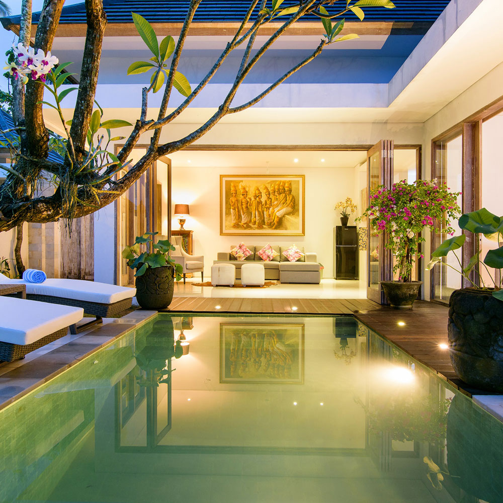 Feel relax on Taman Sari Villa Private Pool